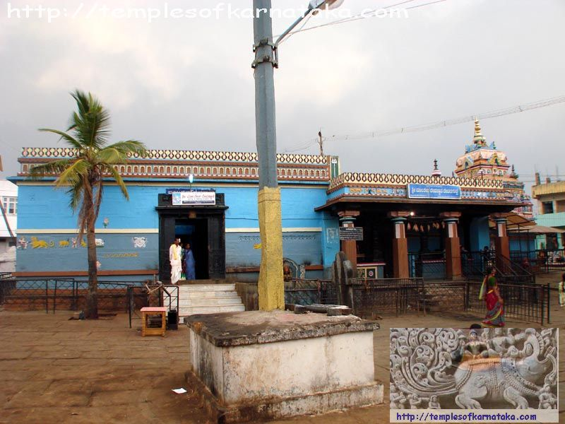 North View of Devaragudda - Sri.Malathesha Temple