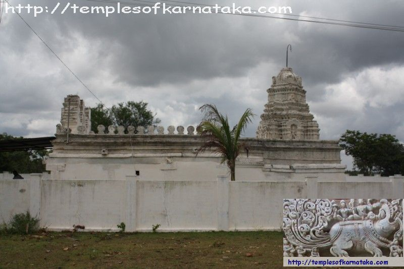 East View of Sri.Lakshmi Devi Temple