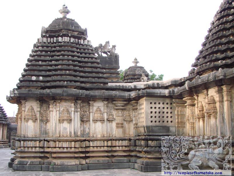 Doddagaddavalli - Lakshmi Devi Temple - North view