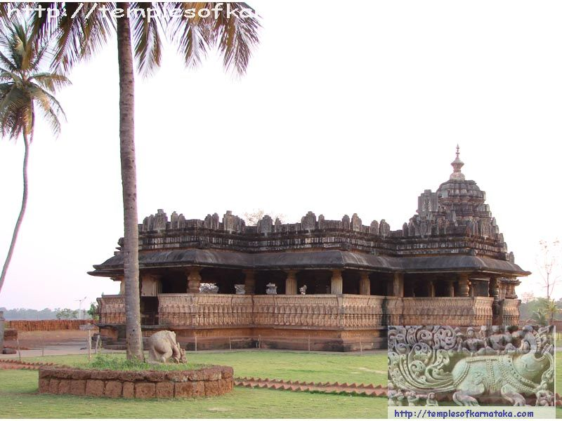 Kotipura - Kaitabeshwara Temple - North East view
