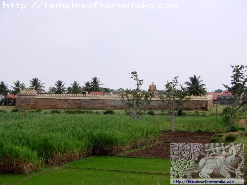 Tondanur -  Sri.Venkata Ramana   Temple - North View