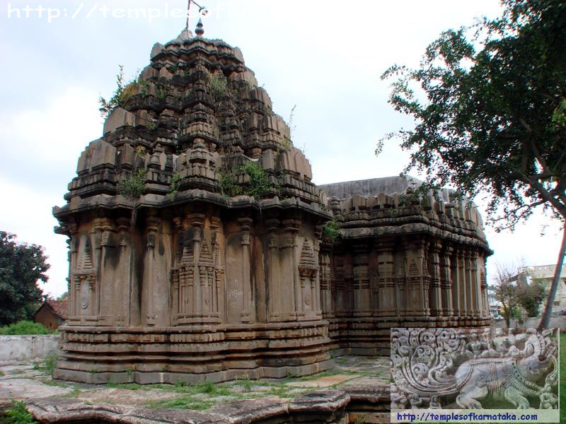 West View of Channakeshava Temple